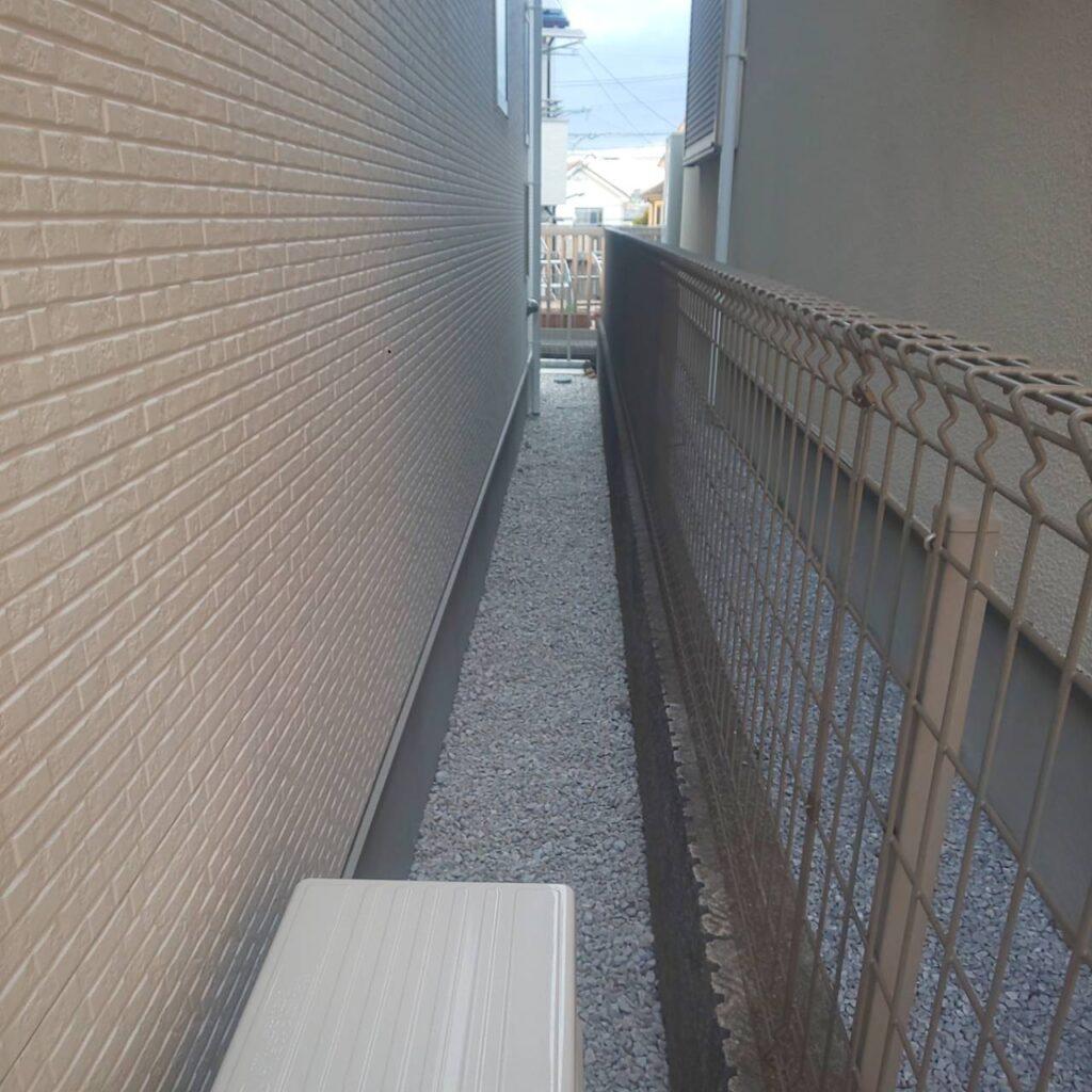 施工事例_202104防草シート01-5|稲葉造園