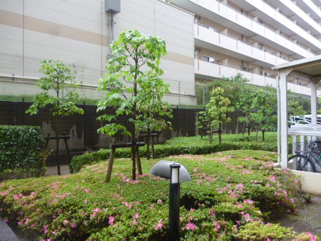 202105マンション年間管理01-A|稲葉造園